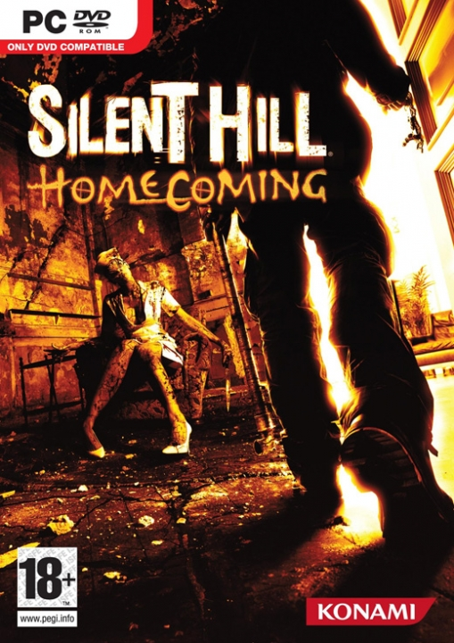 Silent Hill Homecoming - Silent Hill Homecoming